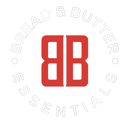 Bread and Butter Logo Disposable Masks